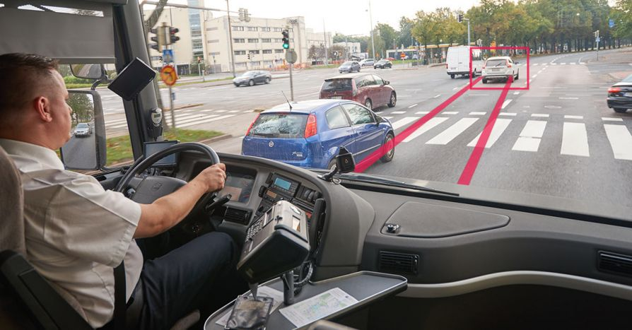 Система Mobileye Shield + System
