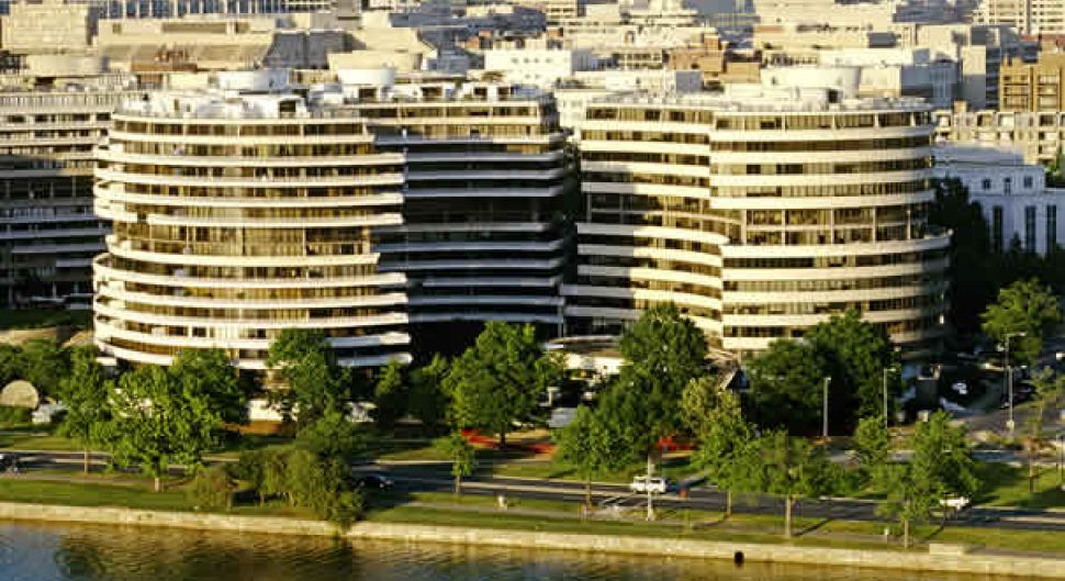 an introduction to the history of the watergate complex